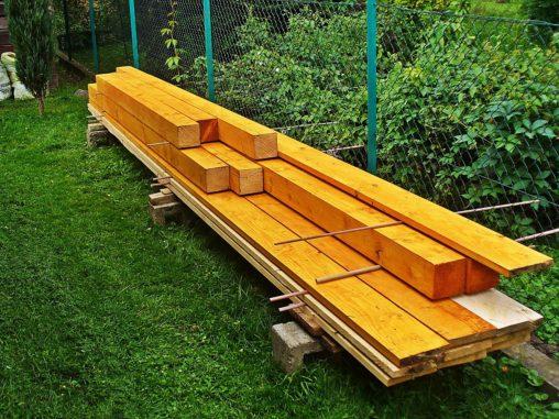 Malowanie drewna